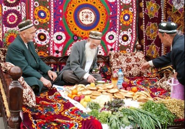 جشن بابای دهقان آیین های ایرانی؛ بابای دهقان