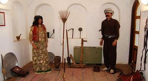 لباس محلی استان ایلام