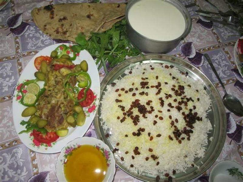 3-2 رستوران و قهوه خانه ی فرحزاد اهواز