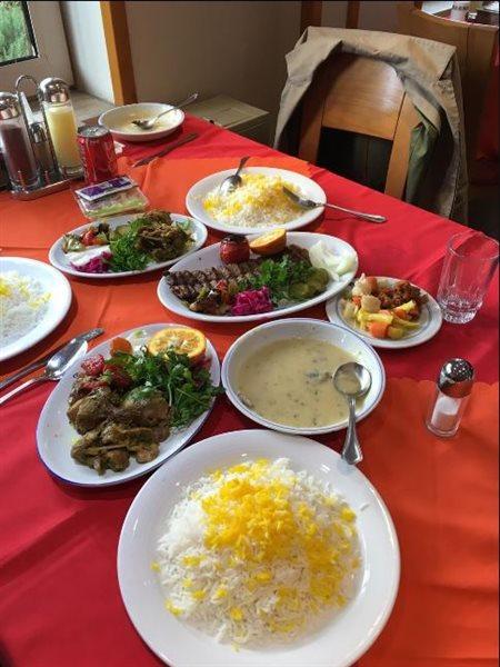 رستوران ایرانگردی و جهانگردی سمنان