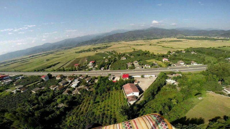 yuyac روستای ویزنه