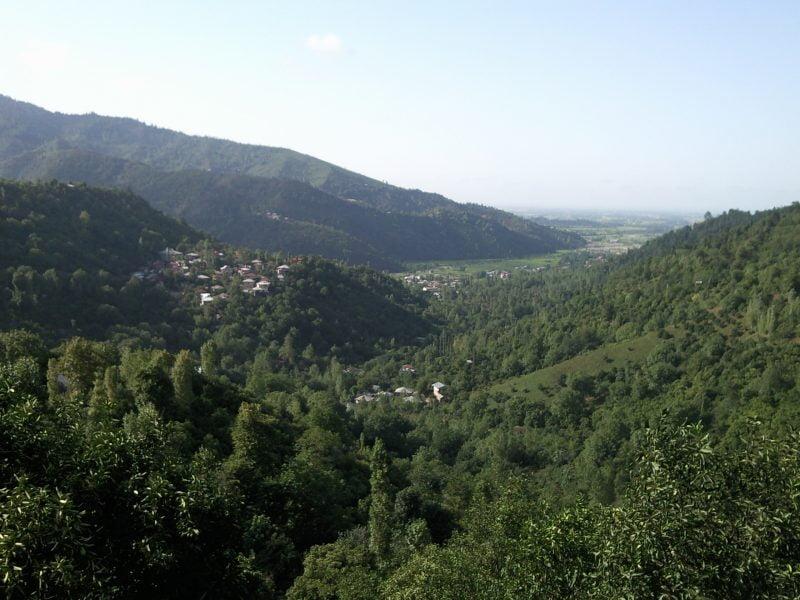 روستای آزارکی