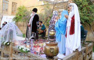 آیین های ایرانی؛ عروسی درخت نارنج (برداشت نارنج)