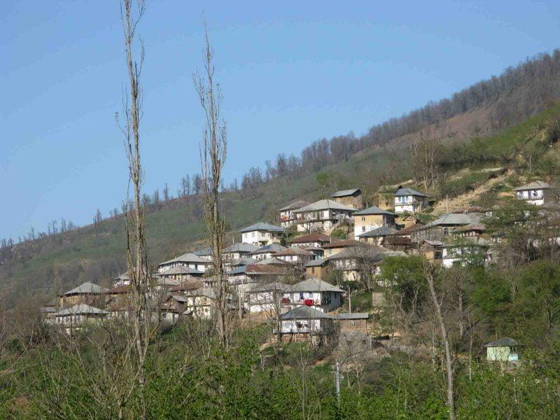 روستای هراتبر