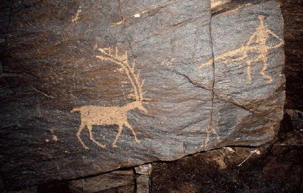 سنگ نگاره های تیمره، قدیمیترین نشانههای تمدن بشری جهان