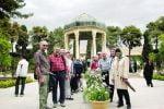 رشد ۳۳درصدی گردشگران خارجی فارس در ۸ ماه نخست ۹۵