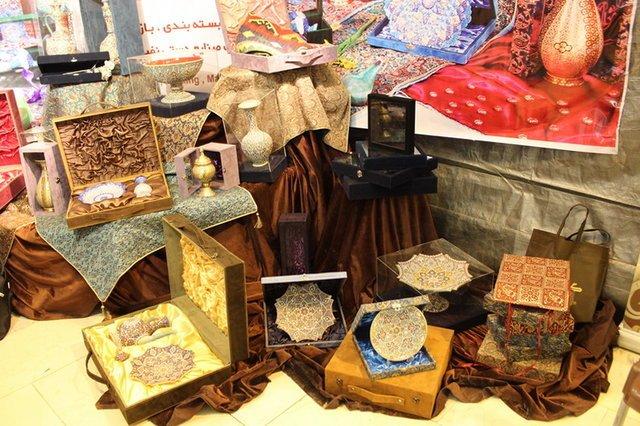 57311893 هماندیشی درباره توسعه صادرات صنایعدستی به عراق