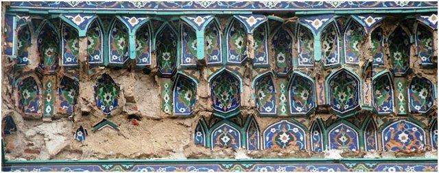 58 شاهکار تاریخی اردبیل قبل و بعد از مرمت + تصاویر