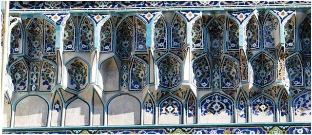 59 شاهکار تاریخی اردبیل قبل و بعد از مرمت + تصاویر