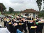 تیرک سری؛ همیاری در برگزاری مراسم شادی در مازندران