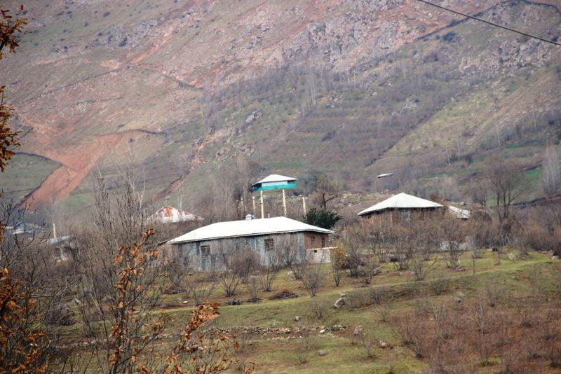 روستای لشکان