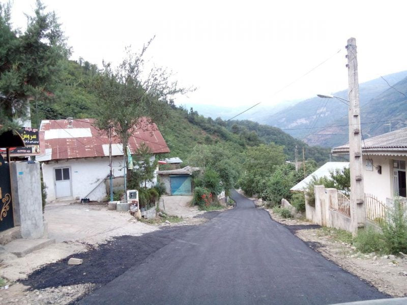 روستای نیلو