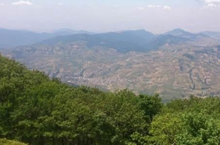 جاذبه-هاي-گردشگري-مينودشت-قله-خواجه-قنبر-,کوهستان-بوقوتو
