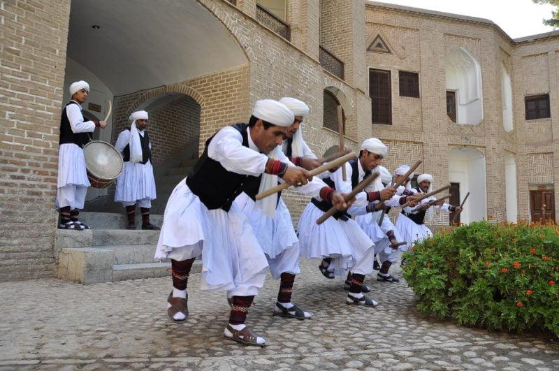 20 رقص محلی خراسان جنوبی