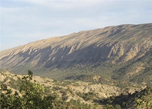 کوه ساورز