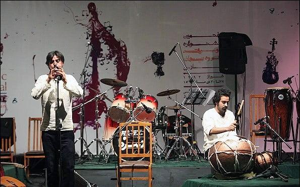 40 موسیقی فارس