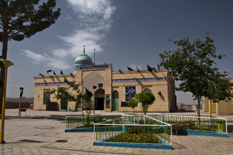 امامزاده محمد و ابراهیم فردوس