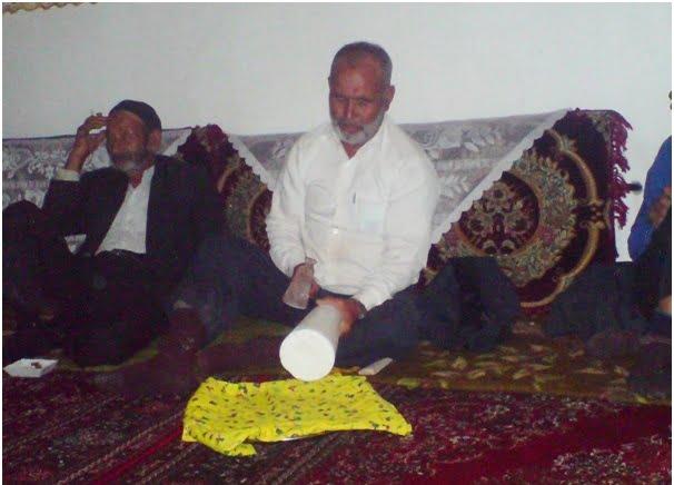 مراسم ازدواج در آذربایجان شرقی