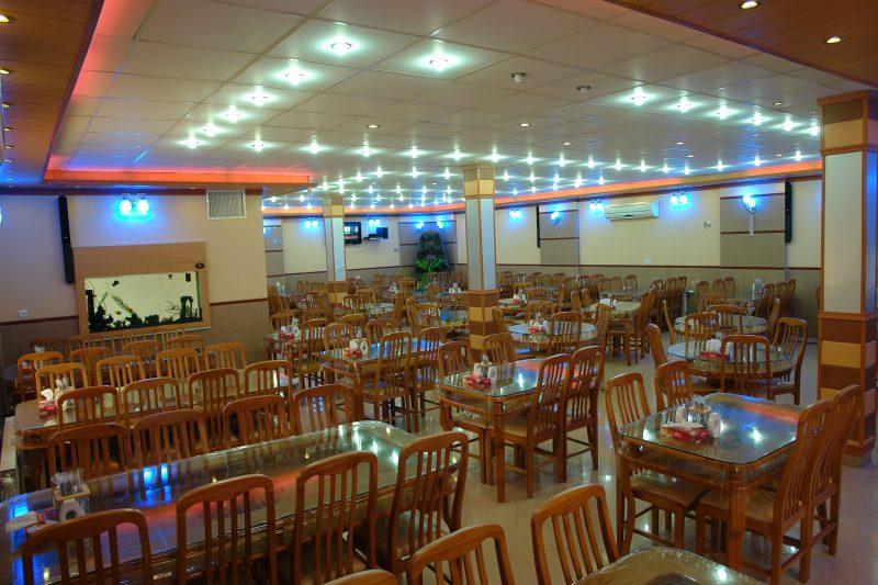 رستوران مرتضوی قم