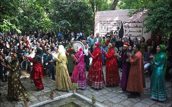 61 مراسم عروسی در فارس