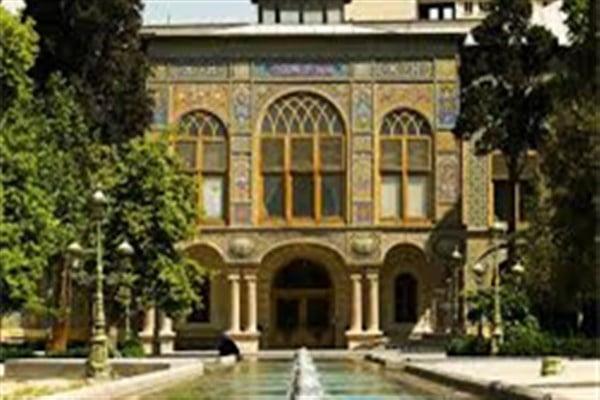 636200007541021547 ادامه عملیات عمرانی در حریم کاخ گلستان