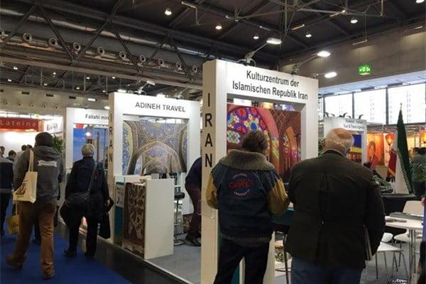 636200025255432630 بازتاب حضور ایران در نمایشگاه گردشگری وین
