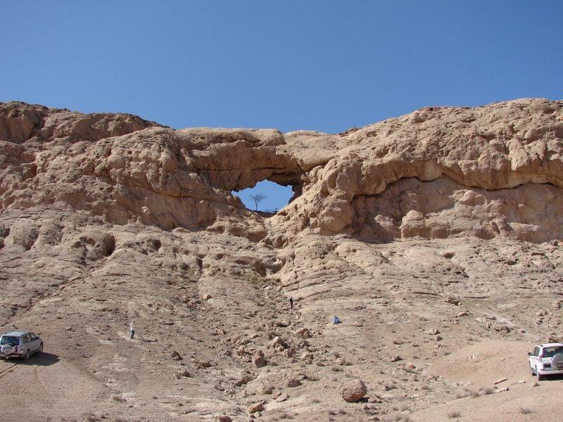 99 کوه سنگ سوراخ