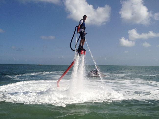 kish-fly-board سفر به کیش در نوروز امسال