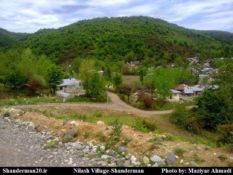 روستای نیلاش