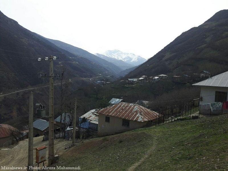 روستای گسکمینجان