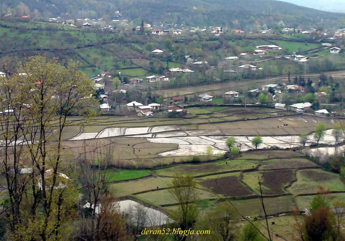روستای دران