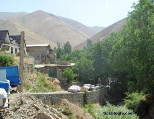 روستای سنج
