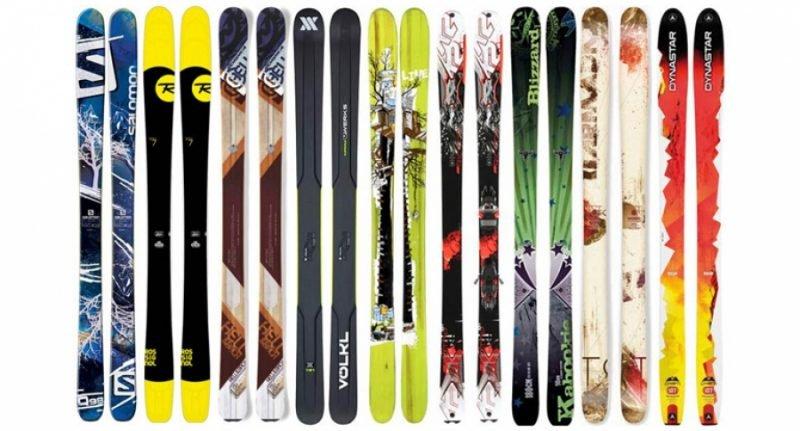 توصیه هایی به مبتدیان برای خرید چوب اسکی