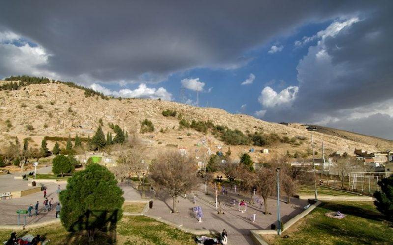 پارک کوهپایه شیراز