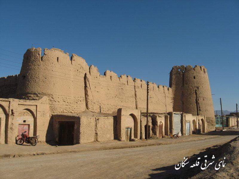 قلعه سنگان