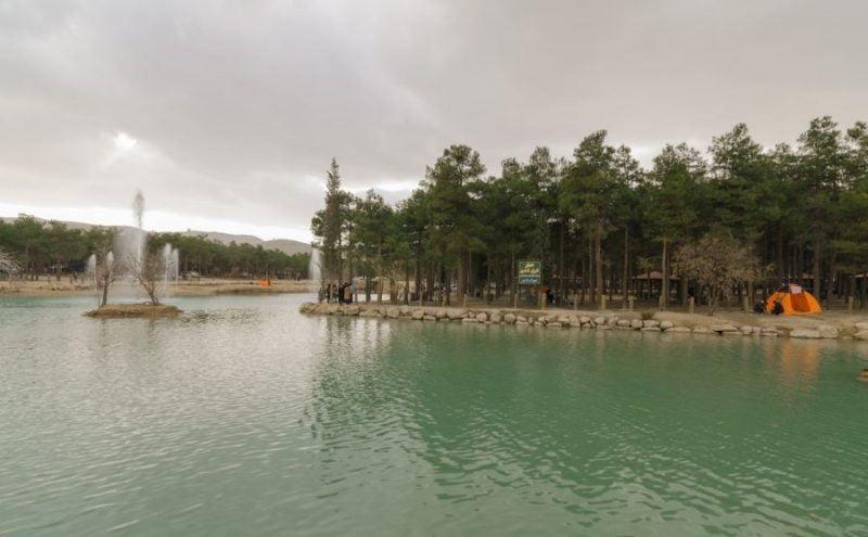 پارک جنگلی پالایشگاه