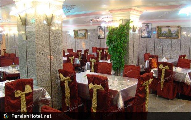 هتل مدرس مشهد