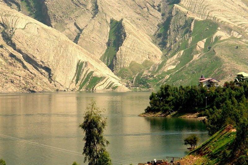 سد شهید عباسپور