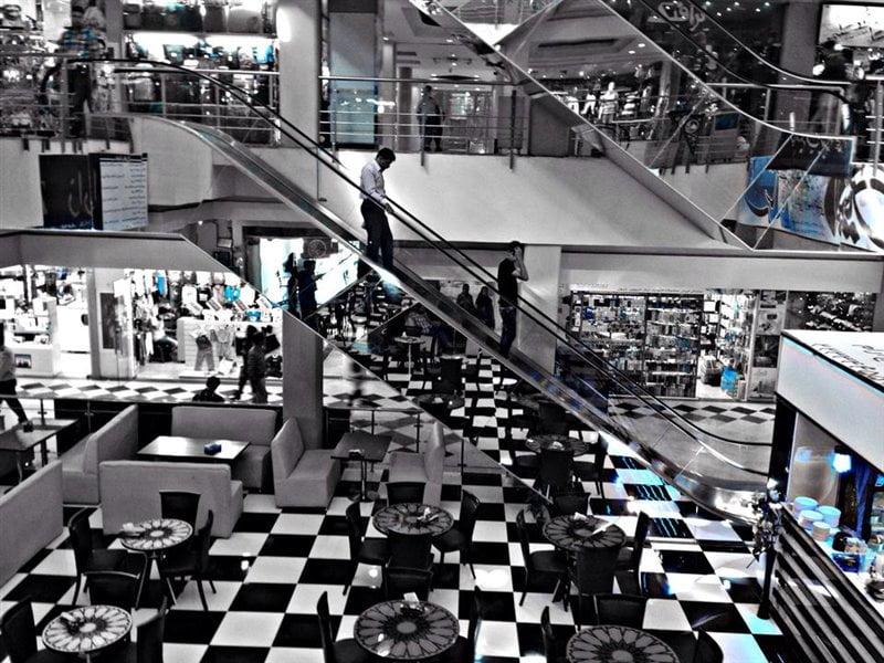 بازار مرکزی سیتی سنتر