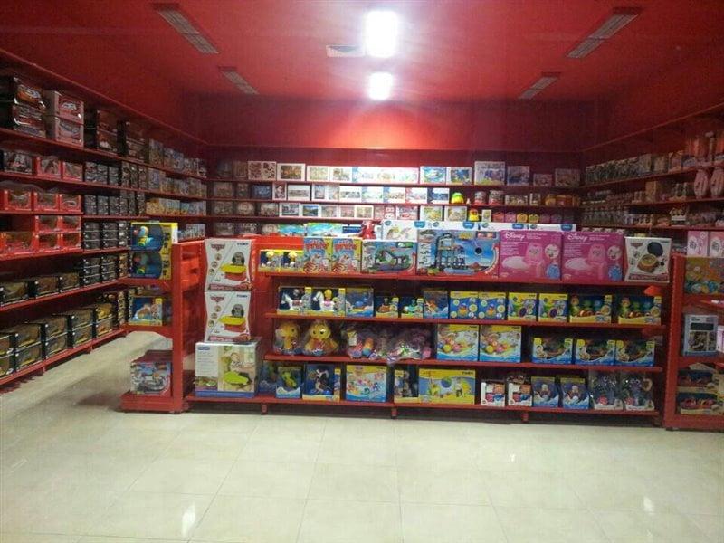 مرکز خرید تیراژه ۲