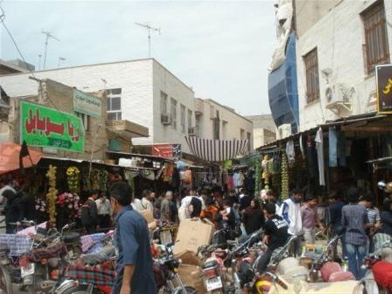 بازار تاریخی دیلم