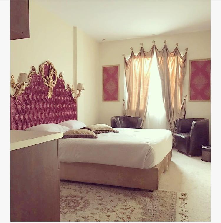 هتل آپارتمان مارلیک تهران