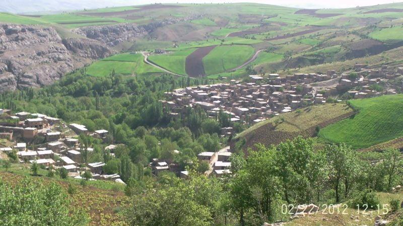 روستای دهگاه