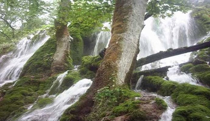 آبشار اوجرجری