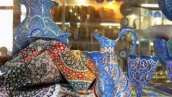 ایجاد فروشگاه صنایعدستی ایران در آلمان