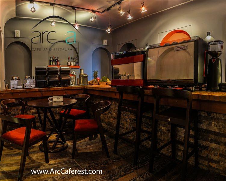 کافه رستوران آرک