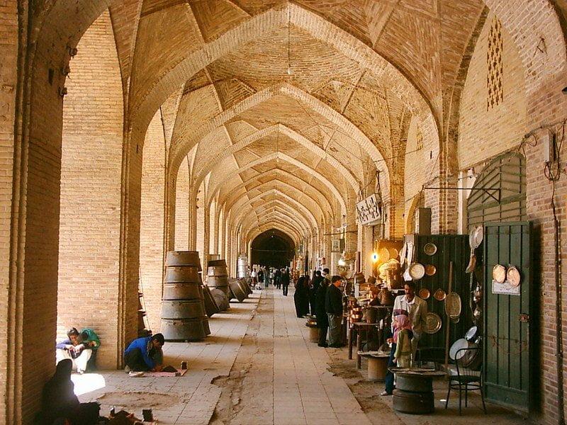 بازار اختیاری کرمان