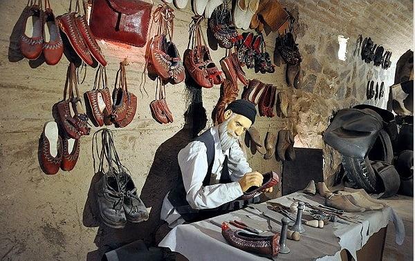 موزه مردم شناسی رباط ویرانی مشهد