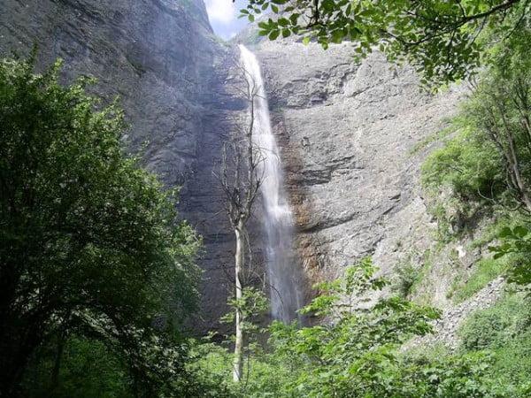 آبشار زانوس