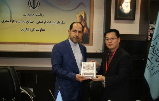 تورگردانان و هتلداران اکو در مسیر ایران